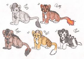 Ishi Adoptables by Rurouna