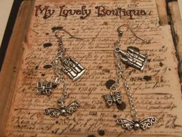 Fairytales and butterflies by TheLovelyBoutique