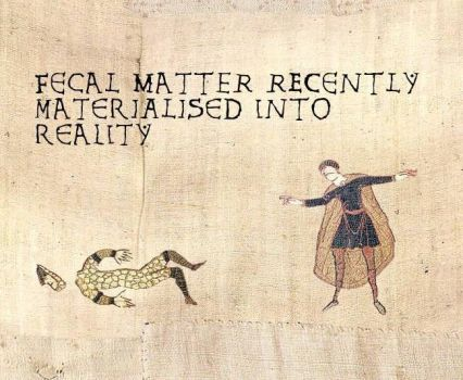 Bayeux Tapestry Meme 4 by ForgetfulRainn