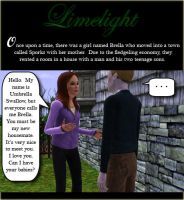 Limelight Ep1: Awkward Turtle by April-Moon