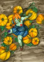 Pumpkinfield by ETrost