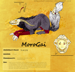 Saer: MoroGai Auction.CLOSED by SpunkyFreakster