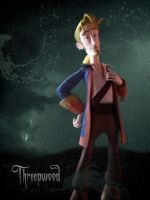 Guybrush Threepwood by Laserschwert