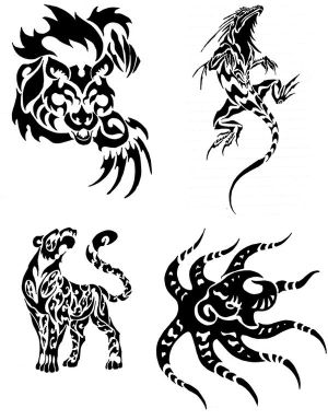 Tattoo Designs Animal