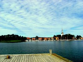 Gripsholm Castle, Mariefred, Sweden by kaymeow