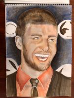 Justin Timberlake by CaptainBoss
