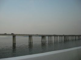 Chesapeake Bay Bridge 3 by beanboy89