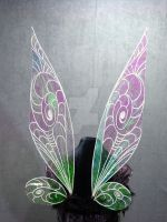 Tinkerbell wings iridescent Fairy wings by FairyberryBlossoms