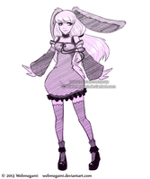 Request - Bunny by Webmegami
