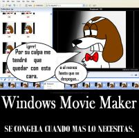 Windows Movie Maker... by Annemarie1996