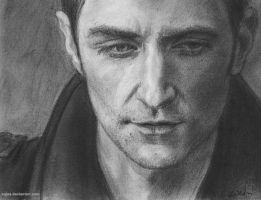 Richard Armitage by eajna