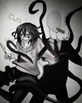 Jeff and Slender man by Christy58ying