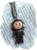 Loki Necklace by Freaky-chan