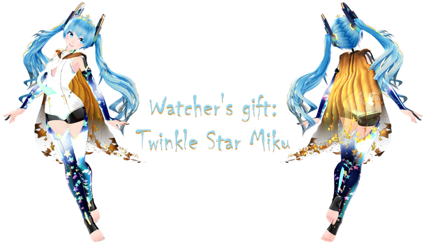 ./Twinkle Star/. [+DL] by Mad-Darkness