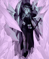 witchsona by psychiartistic