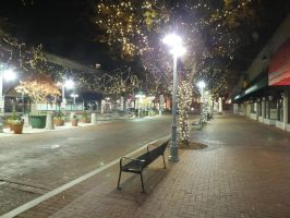 Shirlington, Late Night 1 by GimpTron