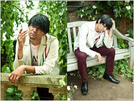 Catherine: Thinking About Life by CosplayerWithCamera