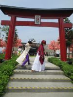 kenshin and aoshi cosplay by eve1789