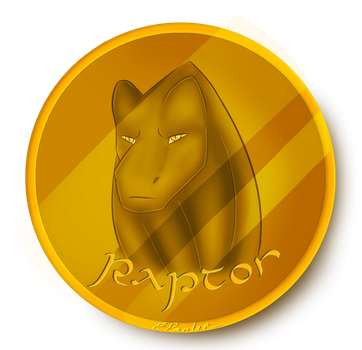 Rap coin by ElenPanter