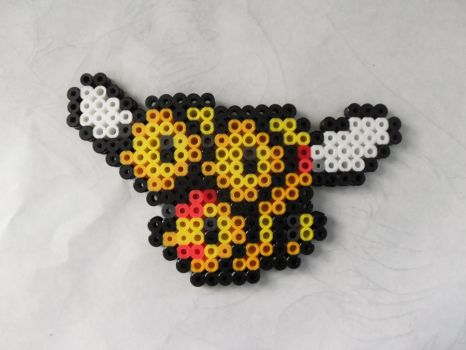 Combee Bead toy by Etowntigers1