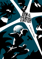 Arm of the Starfish Fan Cover by animatrix1490