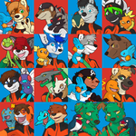 Pokemon ORAS icons - BATCH 1 by Siplick