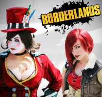 Welcome to the Borderlands by II2DII