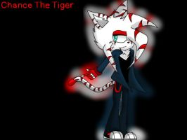 Chance The Tiger by crimsonblood21