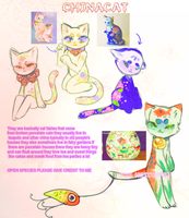 CHINACAT OPEN SPECIES by MoggieDelight
