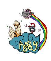 buurfday present for abby by I-Am-NOT-Poe