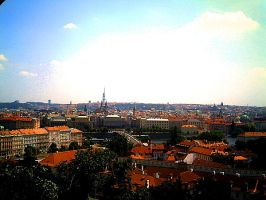 prague by ArathenMerathiel