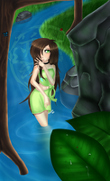 Natome- Through the forests by c-e-p-h