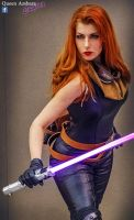 officiel costume 501st, Mara Jade, Emperor'S hand by Queen-Azshara
