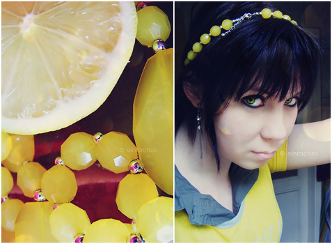 yellow thoughts. by einfachso