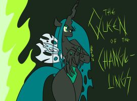 The Queen of the Changelings by MysteryFanBoy718