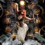 Justice Steam Punk by se7te