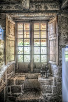 HDR Window by teslaextreme
