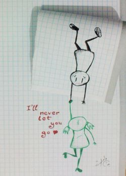 I'll never let u go by younestuff