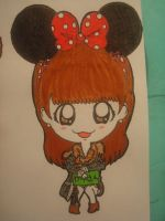 Minnie Risa by kawaii-beam
