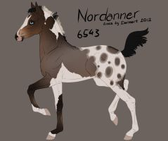 Nordanner foal 6543 by BRls-love-is-MY-Live