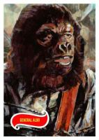Planet of The Apes by hill19652000