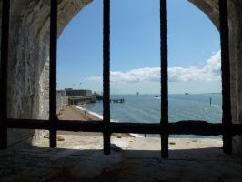 View from round tower by photodash