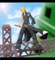 Cloud Strife by ChronoZoul