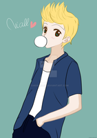 Niall Horan by chickyrabb