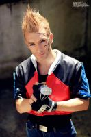 Zell Dincht Cosplay by Leon Chiro in Japan Expo by LeonChiroCosplayArt