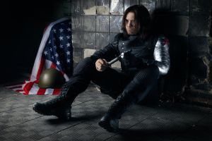 The Winter Soldier Cosplay 1 by OrangeRoom