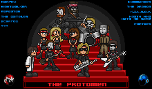 The Protomen in 16 Bits by karmakimmy7