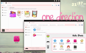 Theme iconpackager one direction by tutorialslucy