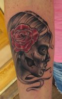 Day of the Dead by tat2shippey