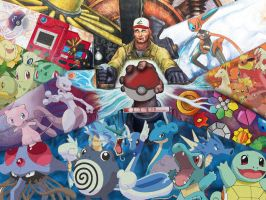Pokemon Trainer at the Crossroads by SirNosh